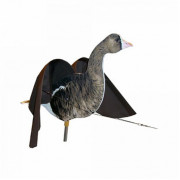 Профиль гуся с крыльями