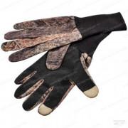 Перчатки Mossy Oak для охоты из сетчатой ткани с Touch Screen Control