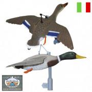 Летающие чучела кряквы и селезня Sport Plast MGR FL 01-02 (карусель с мотором)