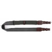 VEKTOR Ремень для ружья из полиамидной ленты зеленый шириной 40 мм, регулируемой длины