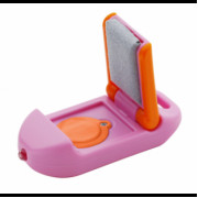 Swiss+Tech Mobile-Tech подставка для смартфона 4 в 1 розовая