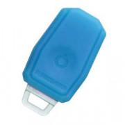 Swiss+Tech Micro-Lite Ice брелок светодиодный син.