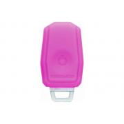 Swiss+Tech Micro-Lite Ice брелок-фонарик розовый