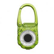 Swiss+Tech Micro-Lite Carabiner брелок светодиодный зелен.