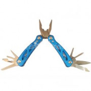 Мультитул Swiss+Tech Pocket Multi Tool 12 пр. синий