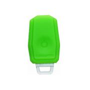 Swiss+Tech Micro-Lite Ice брелок-фонарик зеленый