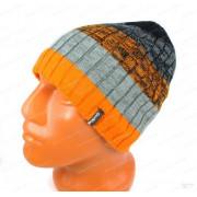 Шапка водонепроницаемая DexShell DH332N, оранжевый градиент