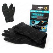 Перчатки водонепроницаемые Dexshell ToughShield, черные