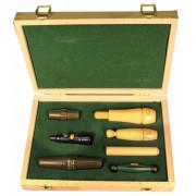 Набор манков Hubertus 520 в деревянной коробке, 7 (шт.)