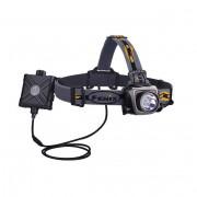 Налобный фонарь Fenix HP15 XM-L2, серый