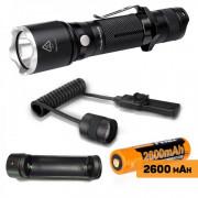 Набор: тактический фонарь Fenix TK15UE+ARB-L18-2600+ARE-X1+AER-02