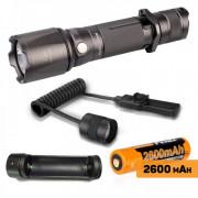 Набор: тактический фонарь Fenix TK15UEGR+ARB-L18-2600+ARE-X1+AER-02