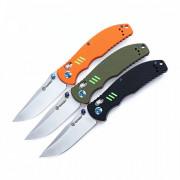 Нож Ganzo G7501 (черный, зеленый, оранжевый)