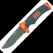 Нож Gerber Bear Grylls Folding Sheath Knife, блистер, 31-000752