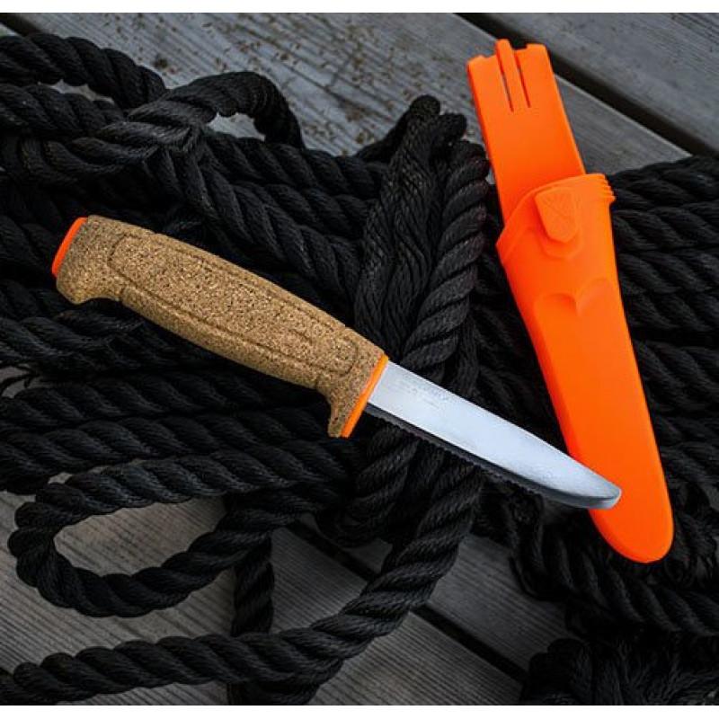 Ножик Morakniv Floating Serrated Knife (FSK 2019),13131