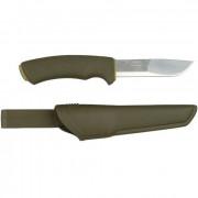 Нож Morakniv BushCraft Forest, нержавеющая сталь, рез. рукоять, 12493 12356