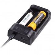 Зарядное устройство Fenix ARE-X2 (10440, 14500, 16340, 18650, 26650, АА, ААА)