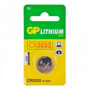 Батарея питания GP CR2032