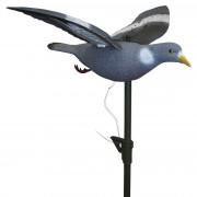 Подсадное механическое чучело голубя Sport Plast с машущими крыльями