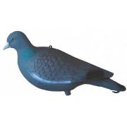 Чучело голубя на опоре Birdland