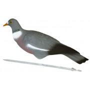 Чучело голубя на колышке 1шт. скорлупка Sport Plast IM-208