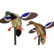 Механическое чучело утки Mojo Baby Drake, селезень HW4401