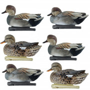 Комплект полноразмерных чучел серой утки, Avian-X TOPFLIGHT Gadwall, 8085
