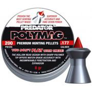 Пули для пневматики JSB Predator POLYMAG 4,5 мм 0,52 грамма (200 шт.)