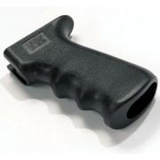 Рукоятка пистолетная анатомическая, жёсткая PUF GUN, Сайга-9, Сайга-МК, ВПО-136, AK, AKM (чёрная)