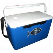 Переносной холодильник Camping World Fisherman 26 л с люком и лотком