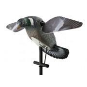 Чучело голубя с вращающимися крыльями Lucky HD Pigeon 21-30019-0, Lucky Duck