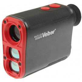 Лазерный дальномер Veber 6x21 LR 800EPD, 27396