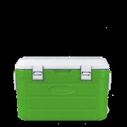 Изотермический контейнер с высокой степенью термоизоляции Арктика, 2000-30 (30 литров), зеленый