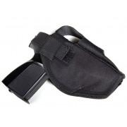 Поясная кобура с карманом под запасную обойму для ИЖ-71 и аналогов, Вектор, 14-23