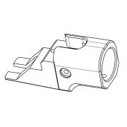 Вкладыш АКМ-1 Рысь для установки телескопических трубчатых прикладов