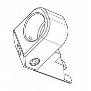 Вкладыш АКМ-2 Рысь для установки телескопических трубчатых прикладов