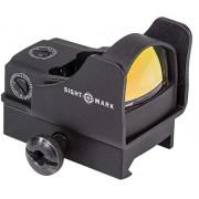 Панорамный коллиматор Sightmark Mini на Weaver/Picatinny