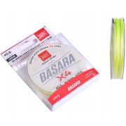 Леска плетёная Lucky John Basara Light Green 125/011, LJ4102-011