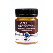 Защитная пропитка для дерева Neo Elements Wood Protection цвет прозрачный 50 мл, NE-27