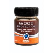 Защитная пропитка для дерева Neo Elements Wood Protection цвет коричневый 50 мл, NE-28