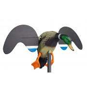 Мотомеханическое чучело кряквы (селезень) B02MS01 с дистанционным пультом управления, B02MS01