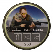 Пули пневматические Borner Barracuda, 4,5 кал., 0.70 г., (250 шт.)