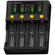 Универсальное зарядное устройство ARMYTEK UNI C4, A04501C