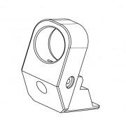 Вкладыш АКМ-3 Рысь для установки телескопических трубчатых прикладов