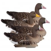 Плавающие чучела белолобых гусей Full Size Goose Floater Foam Filled Higdon, 77173