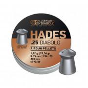 Пульки JSB Diabolo HADES кал. 6,35мм 1,720г, JSBDH