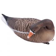 Плавающий кормящийся белолобый гусь FBS-3D-K1 Softplast® 3D North Way (1 шт.)