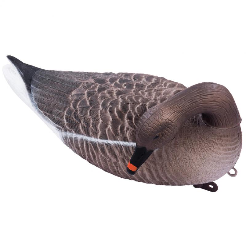 Чучело гуся гуменника плавающее FGS-3D-K Softplast® 3D