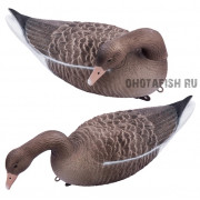 Гусь Серый плавающий FSS-3D-K Softplast® 3D North Way (6 шт.)