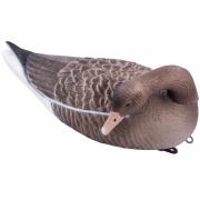 Плавающий чистящий перо/кормящийся серый гусь FSS-3D-K1 Softplast® 3D North Way (1 шт.)